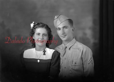 Feudale, George. Photo taken July 1944. Shamokin.