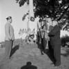 (1957) Soldiers Circle in Shamokin Cemetery.