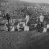 (1957) Soldiers Circle in Shamokin Cemetery.