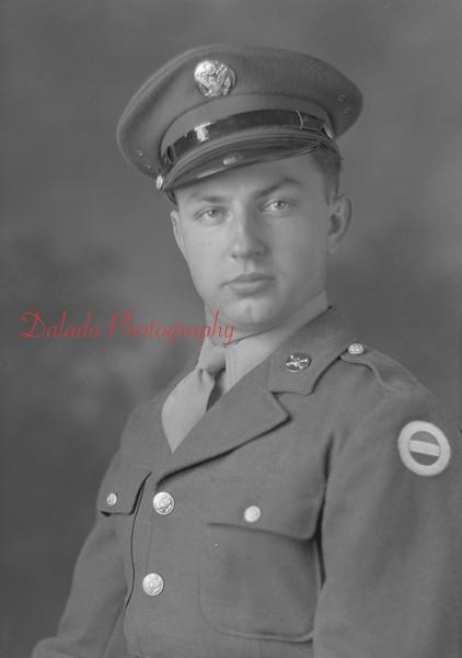 Eluies Arnold, of Shamokin R.D. No. 2.