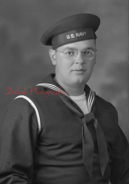 George Anderson, of 817 E. Packer St., Shamokin.