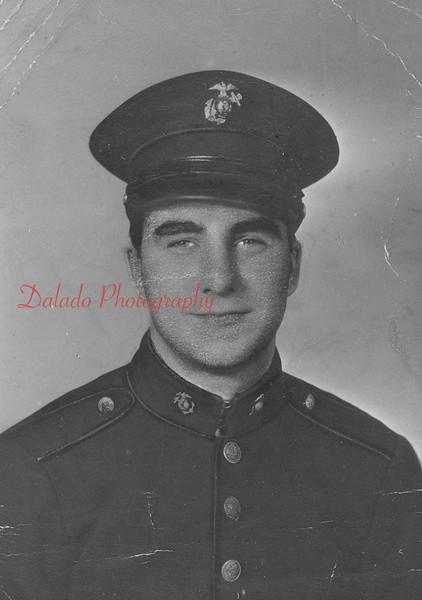 John Adamskie. Killed in action on Feb. 20, 1944.