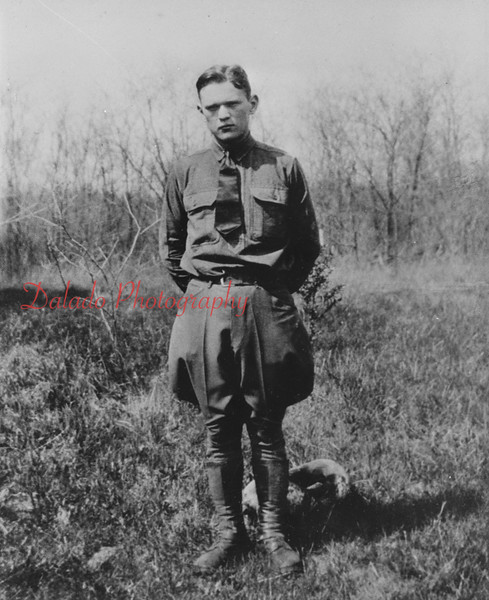 Vincent Clifford, of 1122 N. Arch St. Killed in action on June 11, 1944.