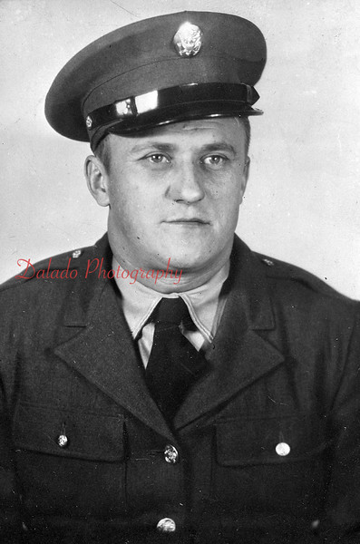 Stanley Chesney. Killed in action on Dec. 18, 1943.