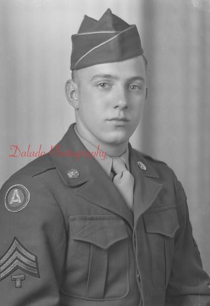 Daniel Carl, of 23 S. Third St., Shamokin.