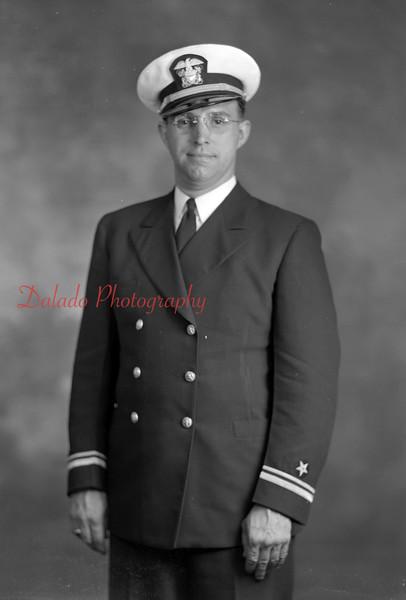 Lt. Alfred Coder, of 820 E. Market St., Danville.