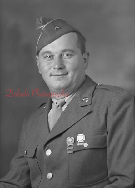 Ralph Hartman, of Shamokin R.D. 2.