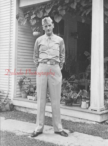 George Henninger. Killed in action on April 20, 1945.