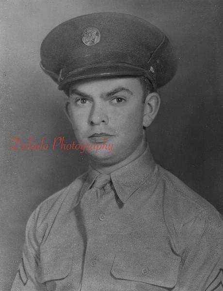Leonard Hovenstine. Killed in action on Oct. 10, 1944.