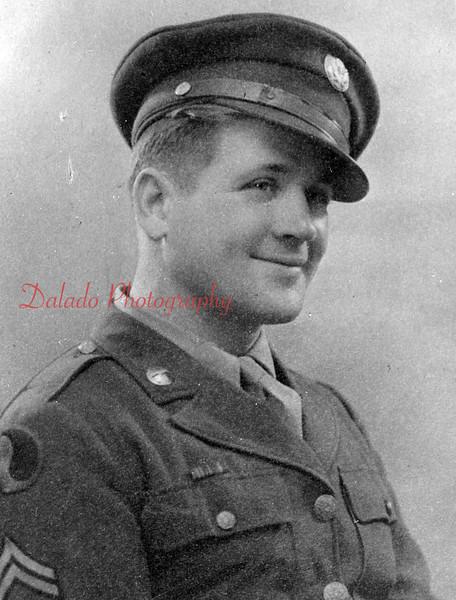 Charles Hanisko, of Excelsior. Killed in action July 6, 1944.