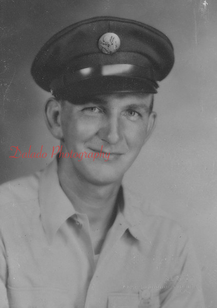Calvin Heim, of Trevorton.  Killed in action on Nov. 20, 1944.