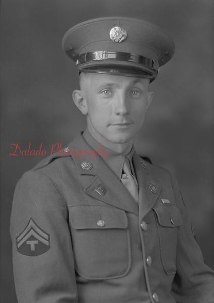 Ray Hoffa, of 31 N. Franklin St., Shamokin.