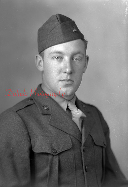 Lee Haddock, of 39 W. Montgomery St., Shamokin.