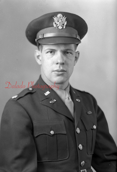 Major George Hughes, of 773 E. 37th St., Brooklyn.