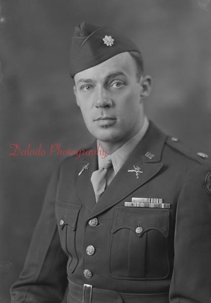 Major George Hock, of Frackville.