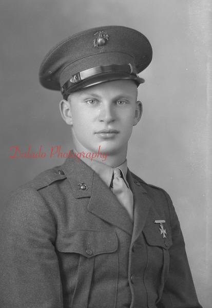 Donald Homiak, of 14 Berry St., Boydtown.