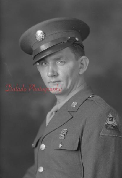 Pvt. Lamar Kahler, of 300 N. Rock St., Shamokin.