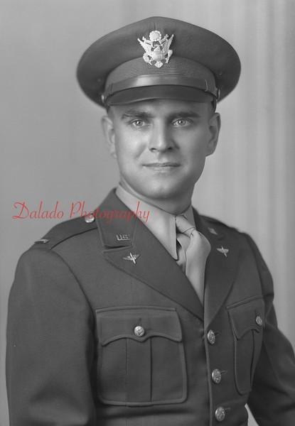 1st Lt. Walter Kozial, of 1242 Pulaski Ave., Coal Township.