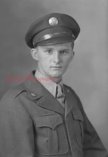 Edward Kanaski, of 14 N. Franklin St., Shamokin.