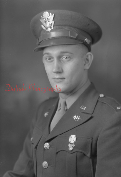 2nd Lt. Richard Kramer, of Ninth and Market streets, Shamokin.