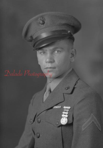 Pvt. 1st Class Paul Kolstar, of 655 Bear Valley Ave., Coal Township.