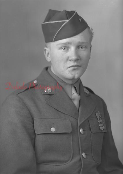 John Konopski, of 1212 Pulaski Ave., Coal Township.