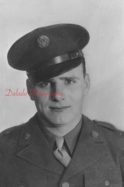 James Kanaskie, of 14 N. Franklin St., Shamokin. Killed in action on Oct. 8, 1944.