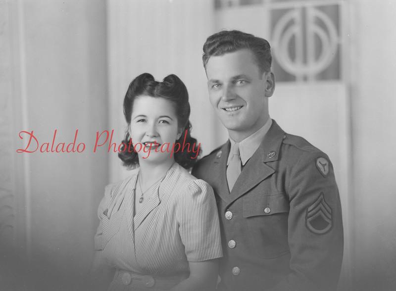 Theodore Moleskie and wife (of Kulpmont), of 45 Pickert Court, Blackstone, Virginia.