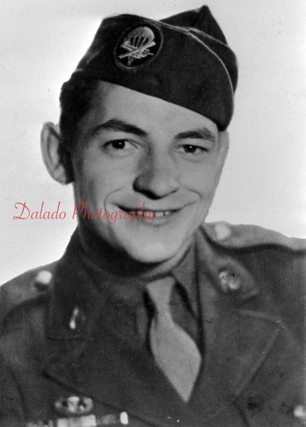 Charles Savidge. Killed in action on July 4, 1945.