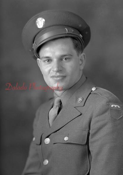 Walter Smallets, of Ashland.