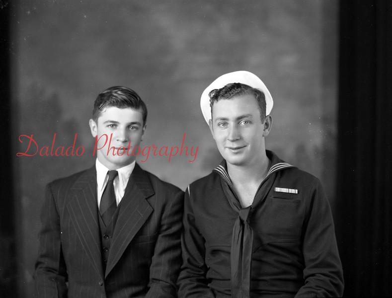 Paul and Robert Shoffler, of 206 Main St., Lower Sagon.