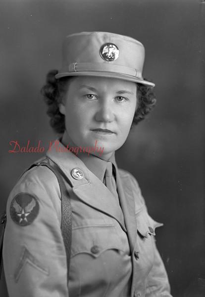 Helen Sabol, of 110 Ninth St., Shamokin.