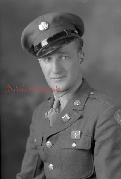 Charles Schoffstall, of RD 2 Shamokin.