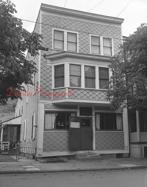 (Oct. 1958) First and Last Chance at 400 S. Shamokin St.