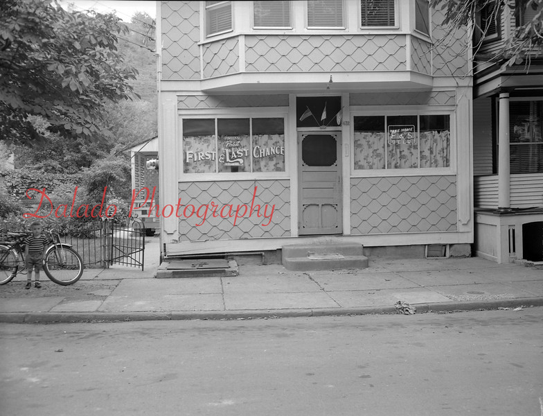 (1965) First and Last Chance at 400 S. Shamokin St.
