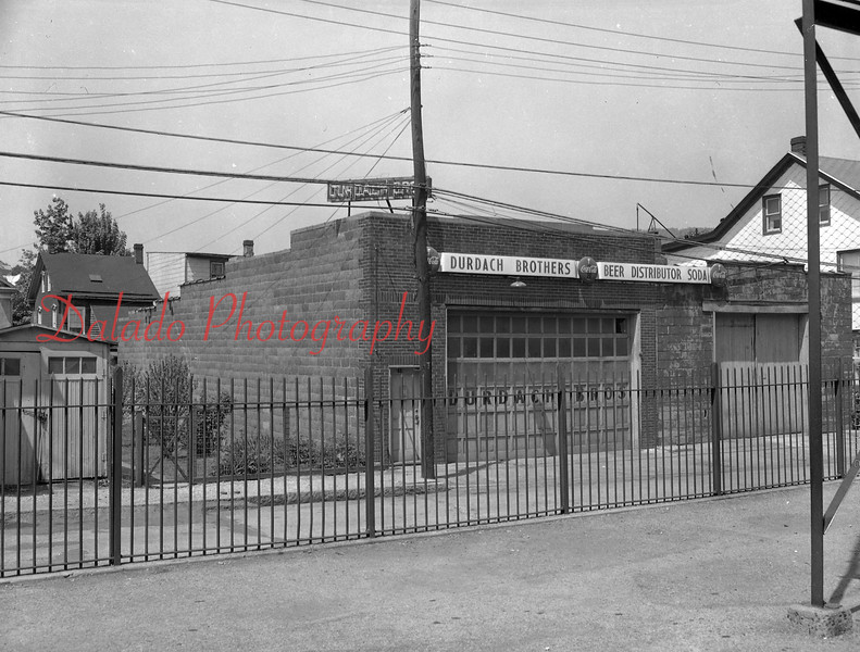 (1962 or 63) Durdoch Brothers Distributor.
