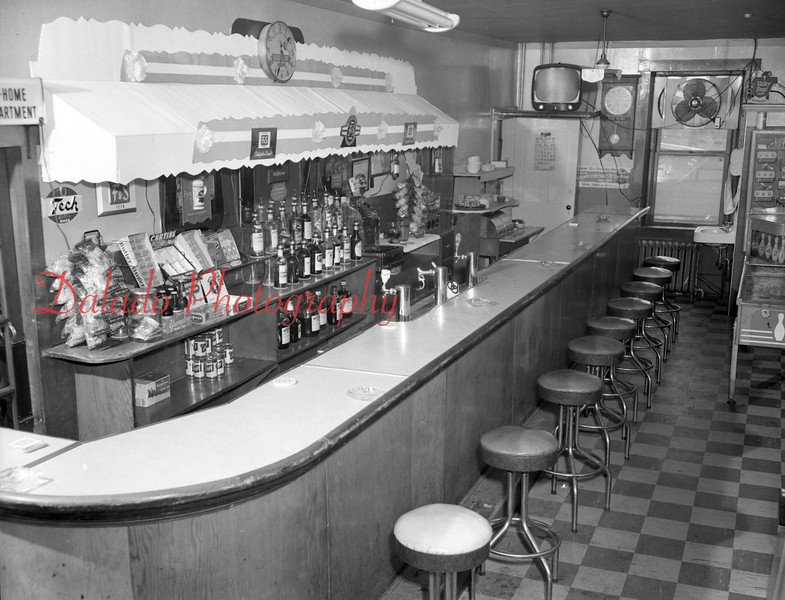 Bar at 849 Shamokin St., Trevorton.