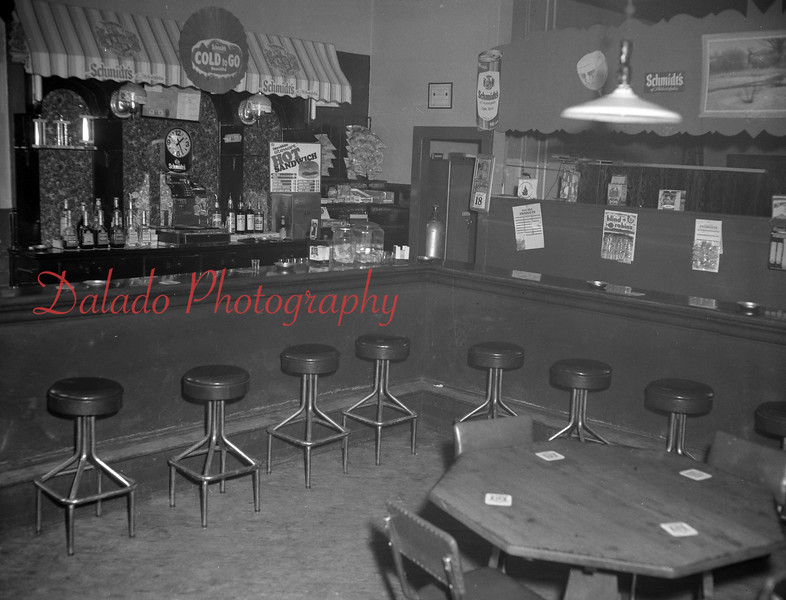 (March 1975) Clover's now Curran's.
