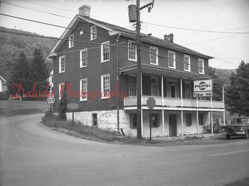 (Oct. 1970) ToBar in Gowen City.