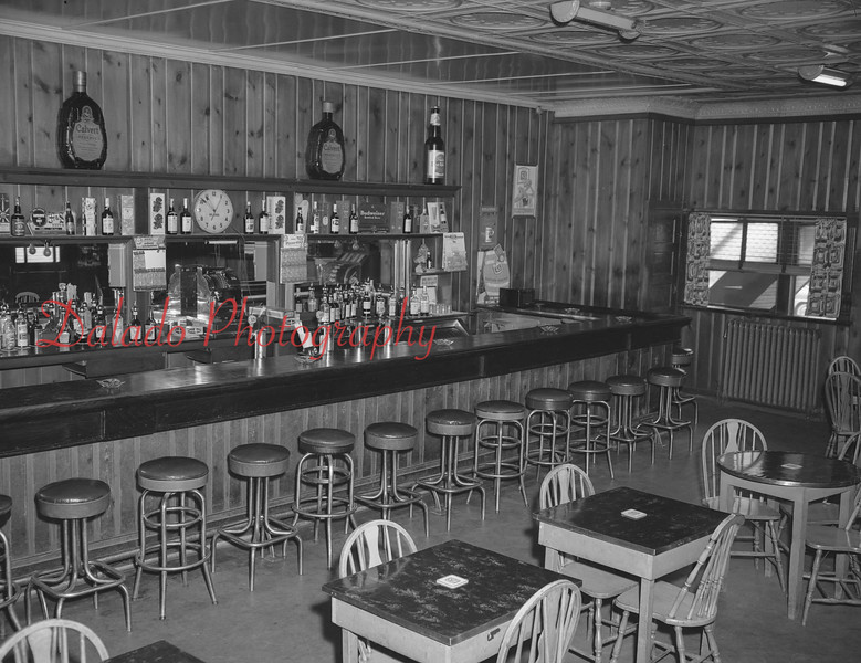 (1969) Mary's Café.