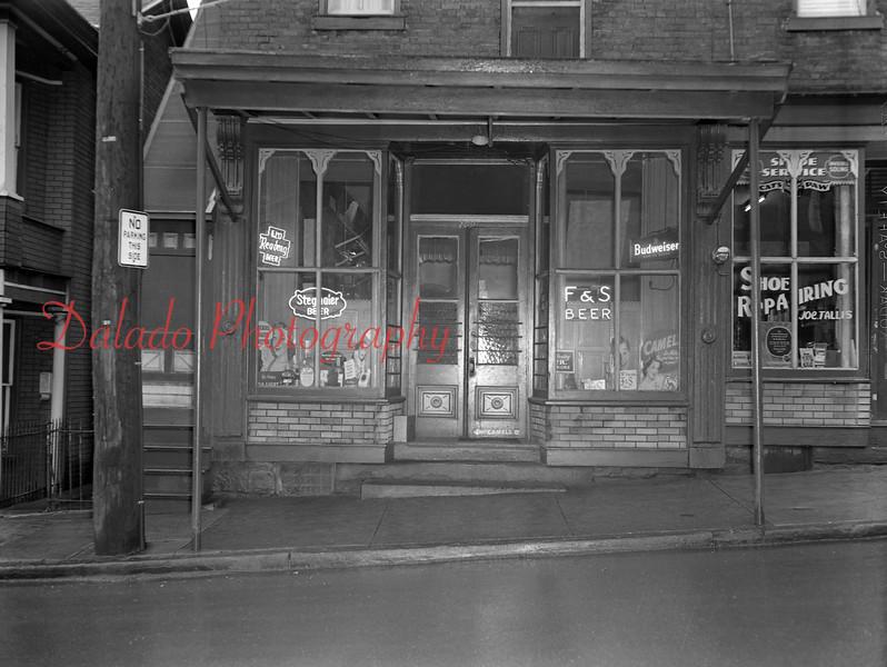 Washaleskie's Café at 709 Race St.