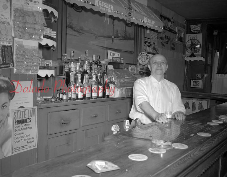 (1968) Mary's Café.