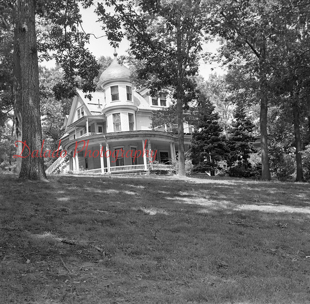 (1973) Oak Lawn, also known as the Kulp Mansion.