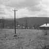 (April 1958) Area behind Lincoln School in Ranshaw where state police barracks will be built.