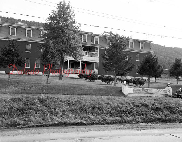 (1956) County Home along Trevorton Road.