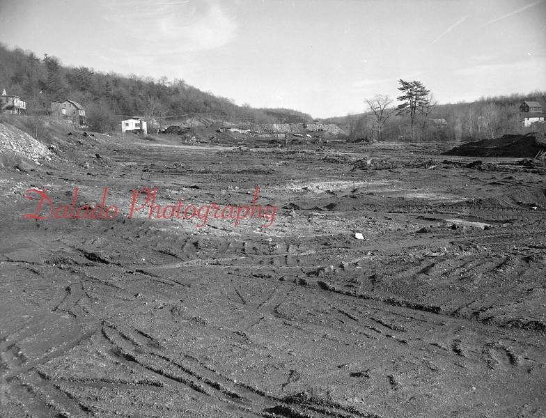 "(October 1966) Big ""N"" groundwork."