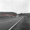 (Oct. 1968) Shown is the reconstruction of Route 61 at the Route 901 intersection at Ranshaw. The Anthra Plaza is to the left.