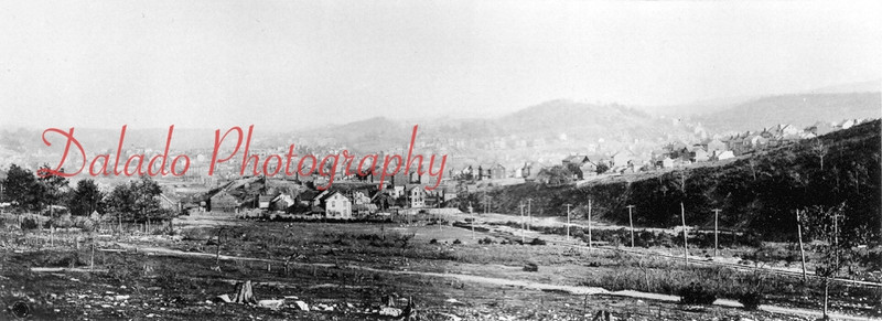 *Low-Res* Photo taken in the area of Arch and Lynn streets. This area was once widely known as the Edgewood section of Coal Township.