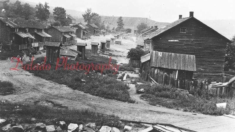 Lower Sagon (Hickory Ridge).