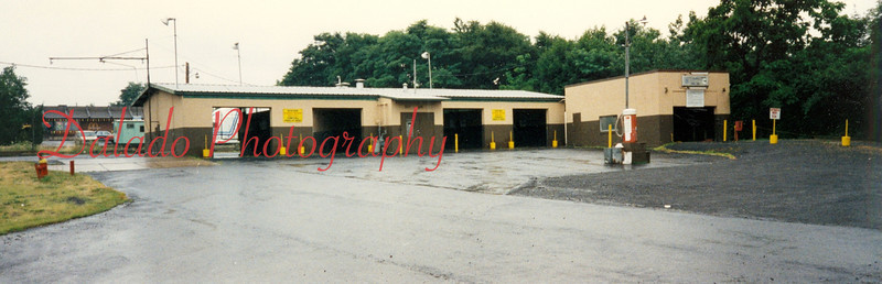 A modern-day shot of the car wash that sat near Luke Fidler. The present day McDonalds, which underwent extensive renovations in 2013, is now located here. The first McDonalds is seen in the background. It opened on Aug. 6, 1973, under the management of James Rippon.